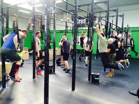 Funktionel Fitness Center i Kolding